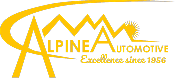 Alpine Automotive Logo